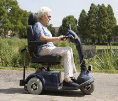 Power Wheel-Chair